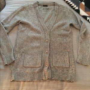 ATM Anthony Thomas Melillo Sweaters - ATM Anthony Thomas Melillo 100% Cashmere Cardigan